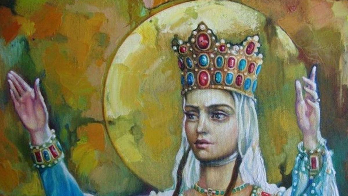 Türkiye'de Kraliçe Tamara'nın torununun mezarı bulundu