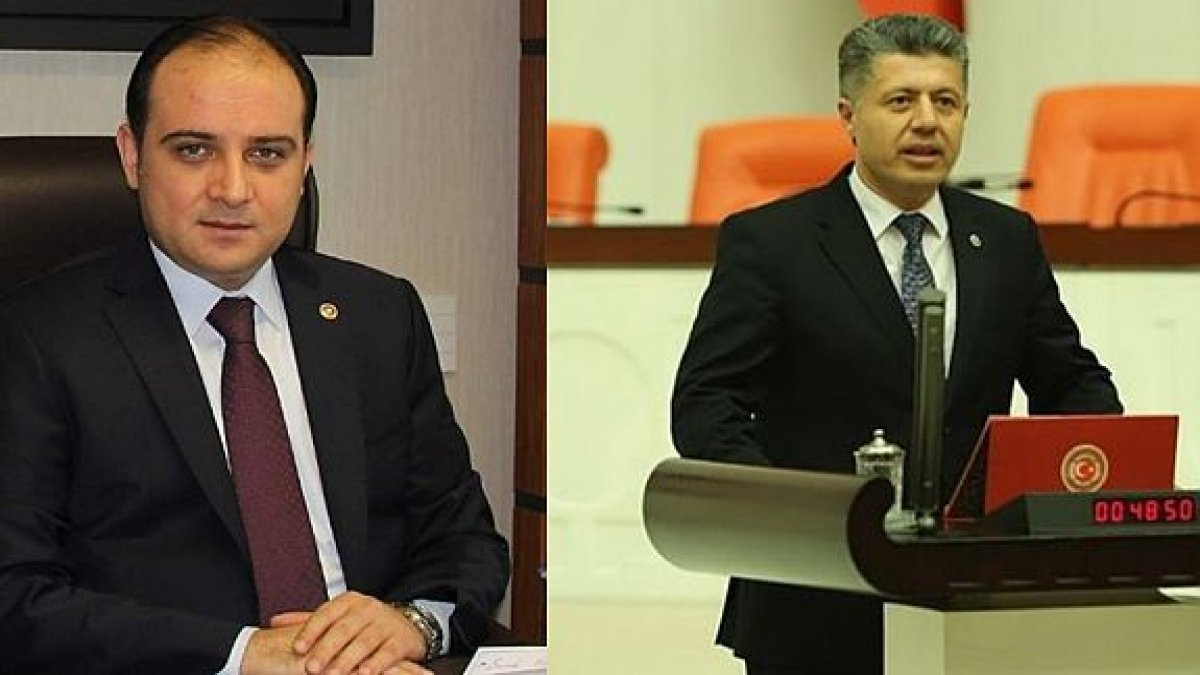 AKP'li vekiller kaza geçirdi!