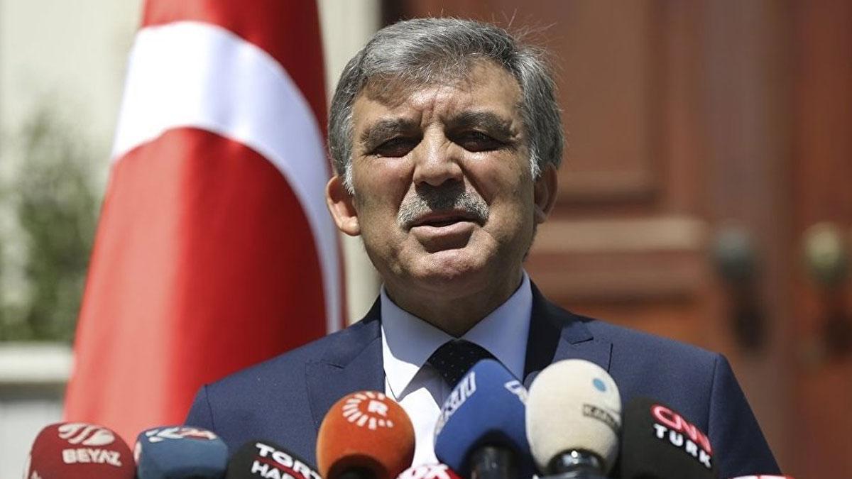 Gül'den 'Barış Pınarı Harekatı' açıklaması