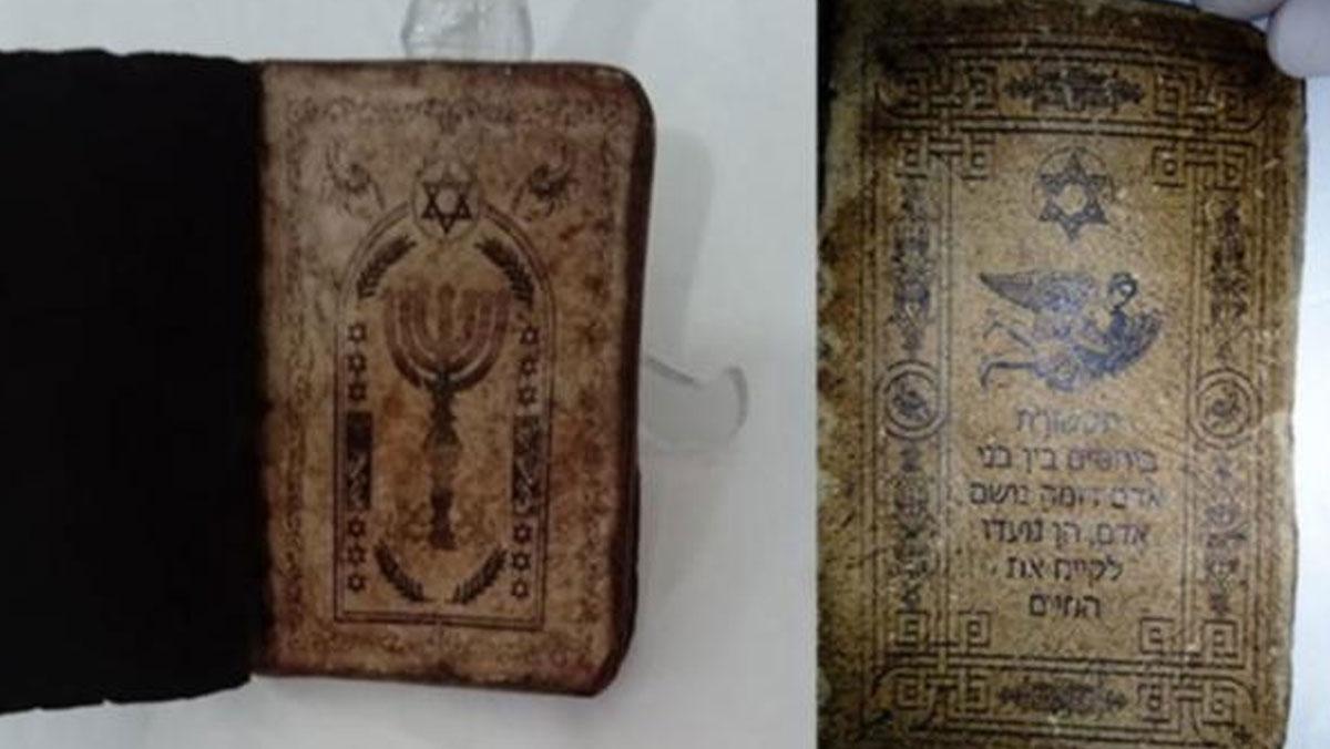 Malatya'da 5 bin yıllık kitap ele geçirildi