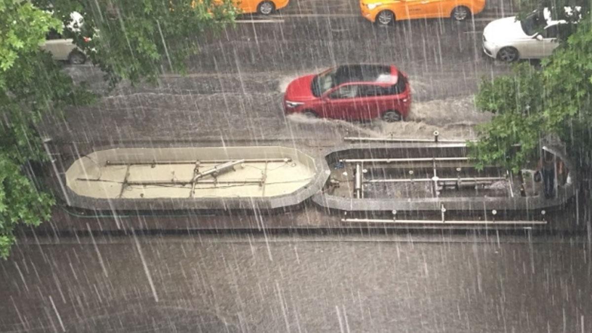 Meteorolojiden bir uyarı da Başkent için: Saat verdi