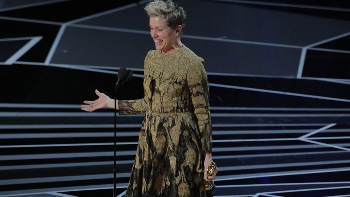 McDormand'ın Oscar Ödülü'nün çalınmasına ilişkin davada karar