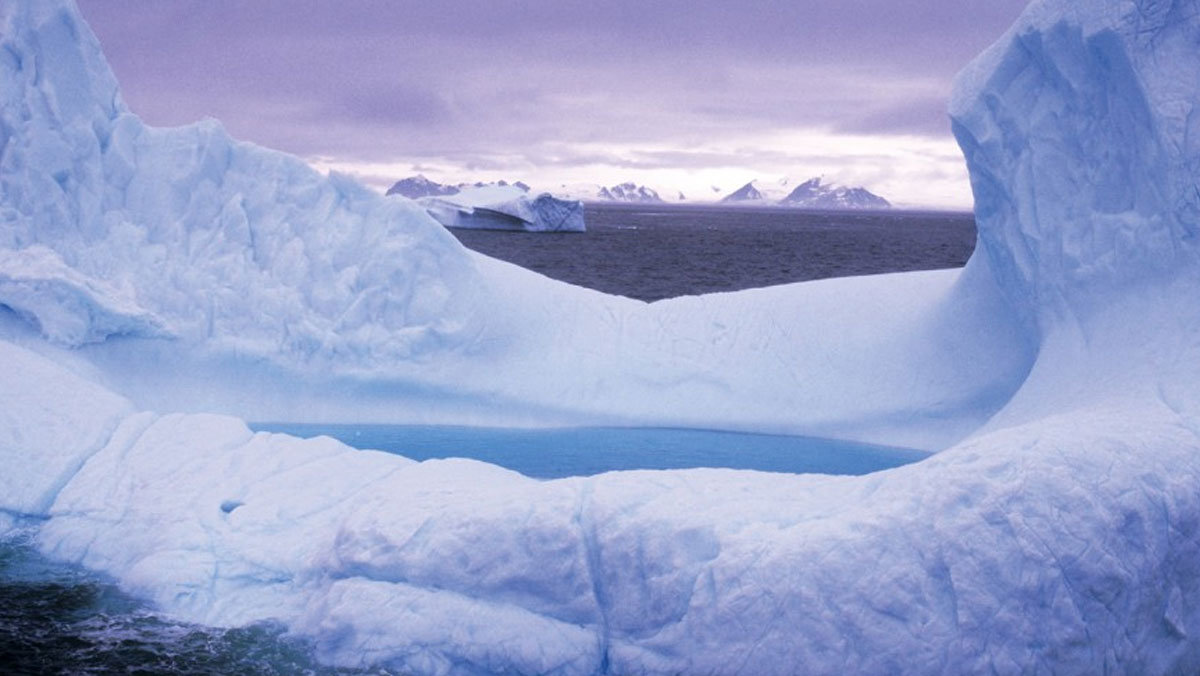 Antartika'da yıldız tozu keşfedildi