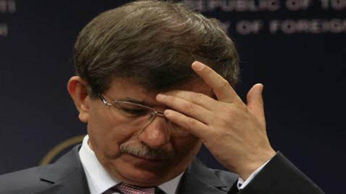 """MHP'den Davutoğlu'na çok sert tepki! """"İbretlik bir savrulma içinde"""""""