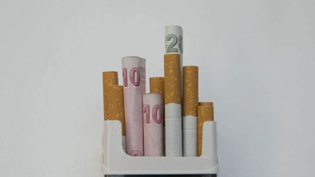 Kocaeli'de sigara satışına boykot
