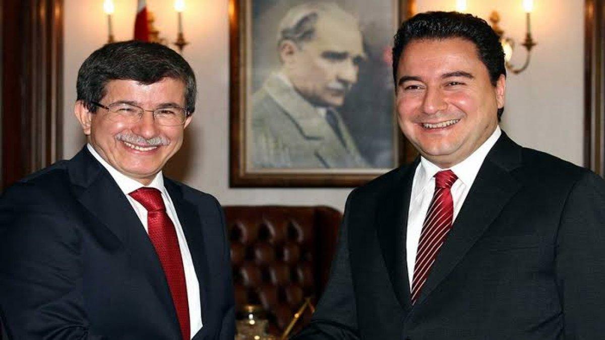 Sürpriz liste... Davutoğlu ve Babacan'ın partisinde hangi isimler var?
