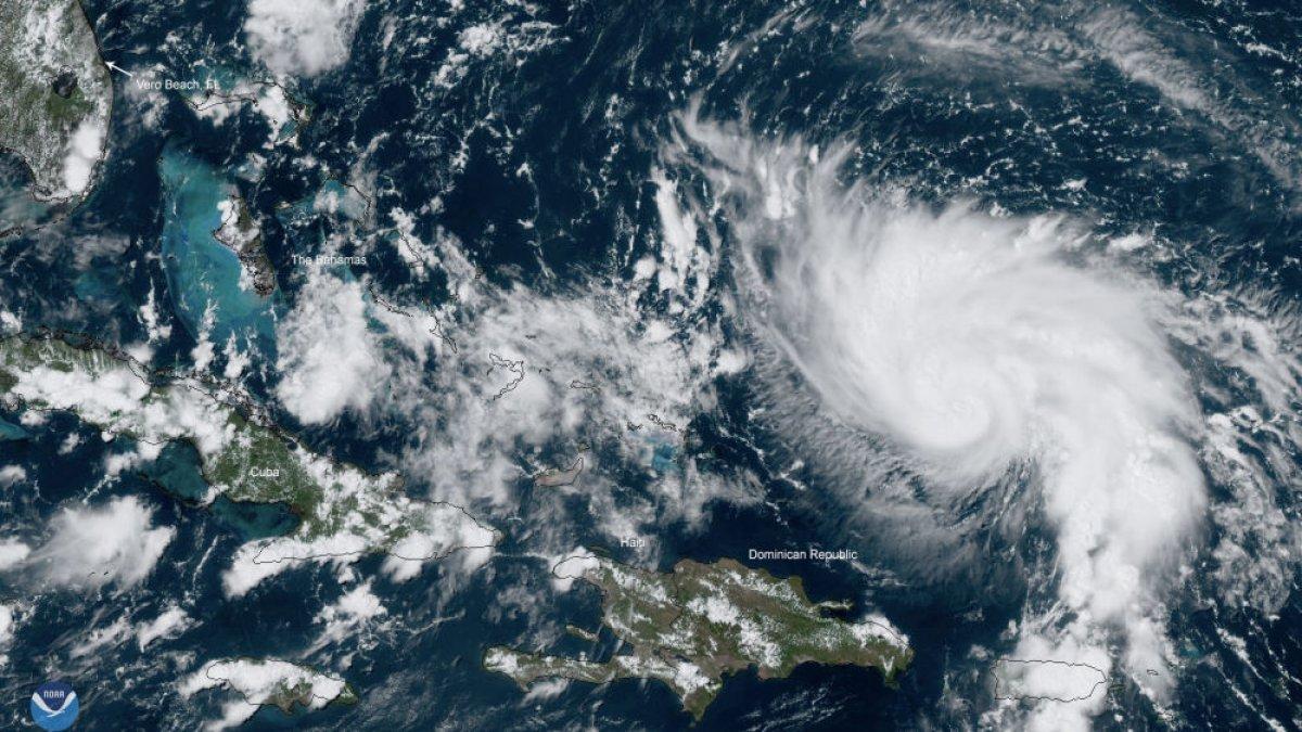 Kasırganın vurduğu bölgede 2 bin 500 kişi kayıp