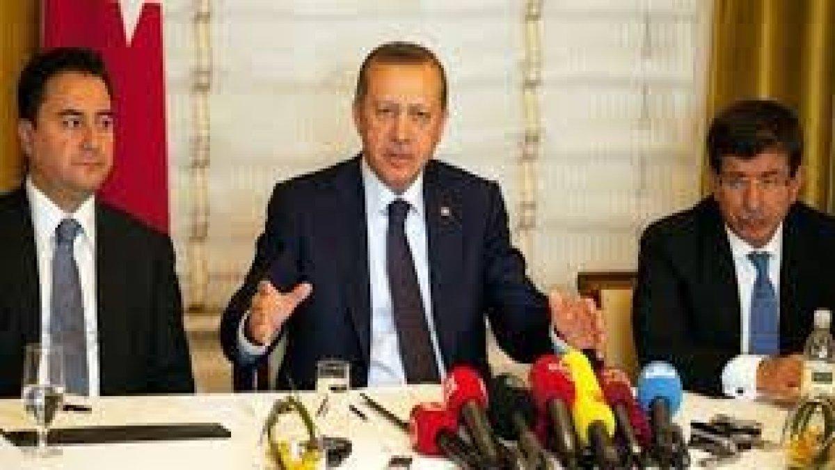 AKP çöküşü durdurmaya çalışıyor...Erdoğan'dan Davutoğlu ve Babacan'a karşı yeni önlem!
