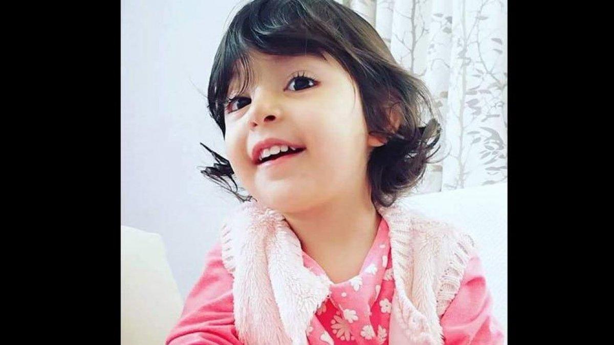 Minik Alya'dan kahreden haber!
