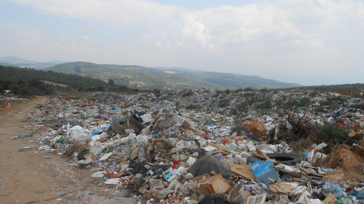 İthal çöp yağması: Türkiye çöp ülkesi haline geliyor