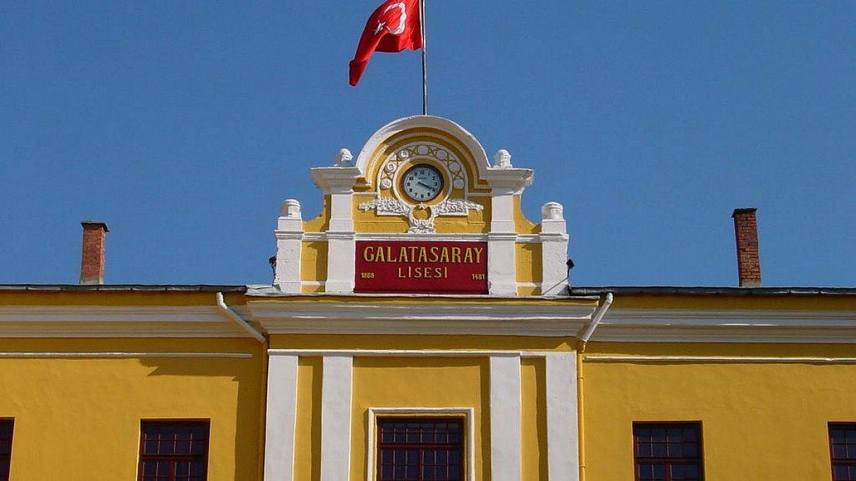 Galatasaray Lisesi'ne Fenerbahçeli müdür atanmasına Galatasaray Kulübü'nden tepki