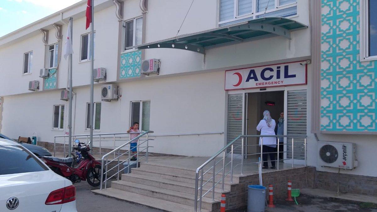 Sağlıkta şiddet: Aksaray'da bir hemşire darp edildi