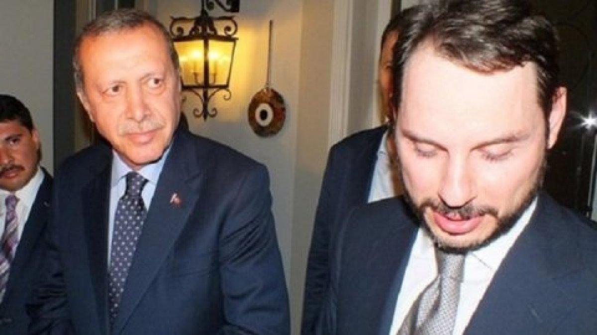 Erdoğan'dan kabineye 'damat' ayarı