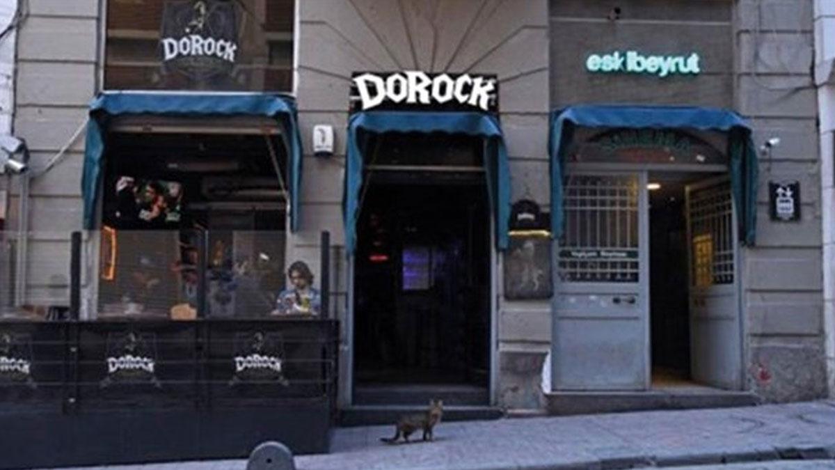 Dorock kepenk kapatıyor