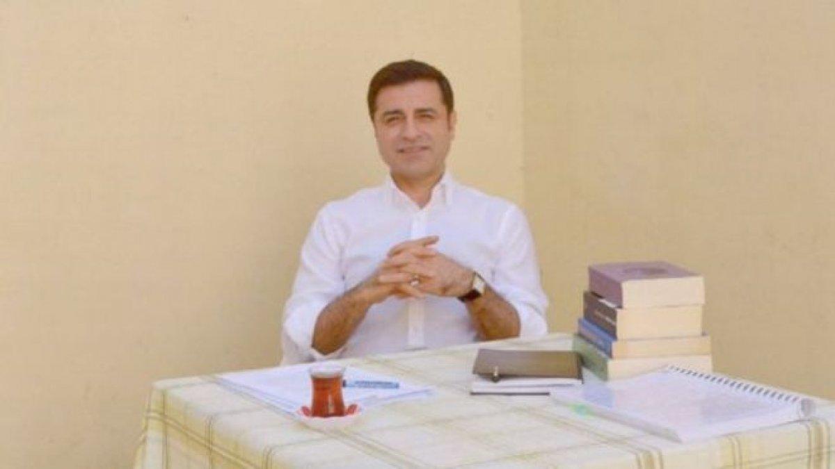 """Demirtaş'ın avukatından """"tahliye"""" açıklaması!"""