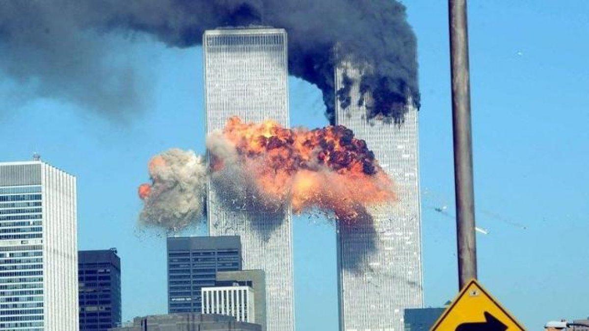 Dünya tarihinin değiştiği gün... 11 Eylül saldırısının 18. yıldönümü!