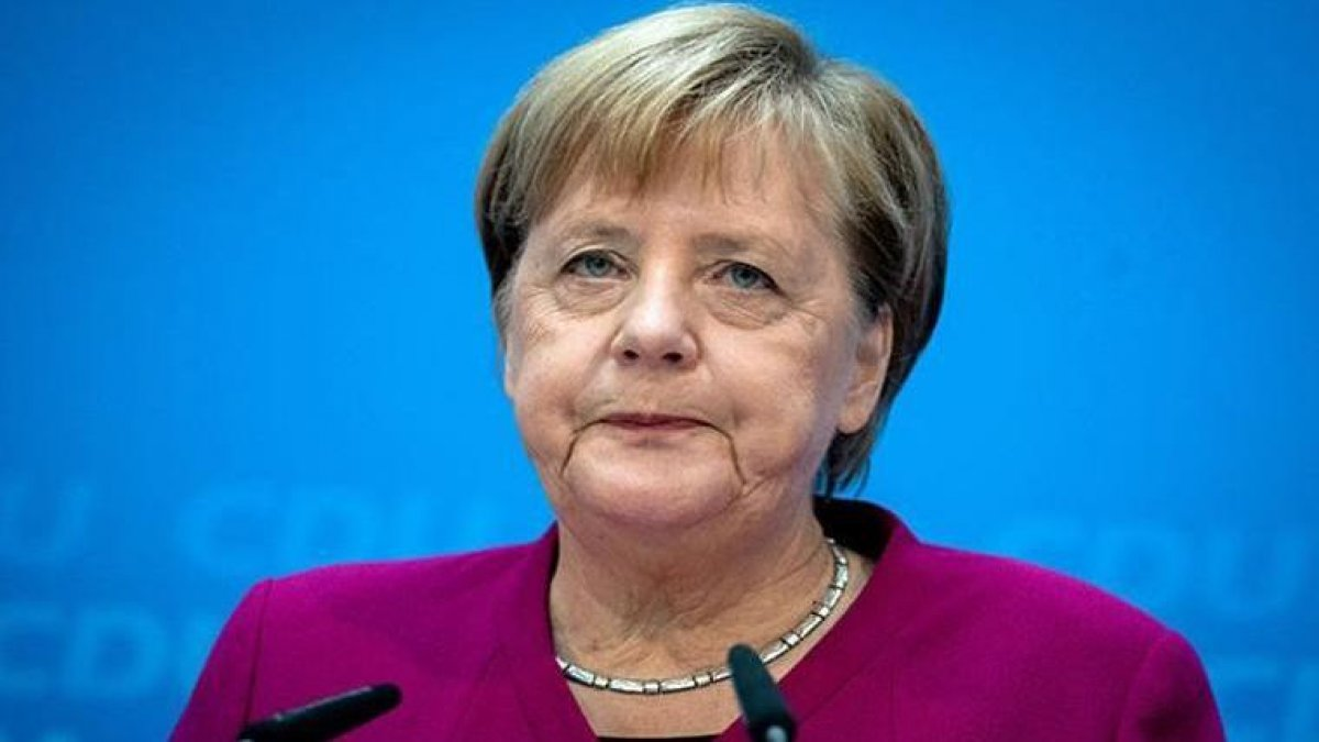 """Merkel'den Brexit açıklaması! """"Hala şansımız var"""""""