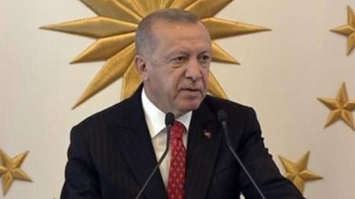 Erdoğan'dan 'başkanlara': Ne personelle, ne araçlarla uğraştık