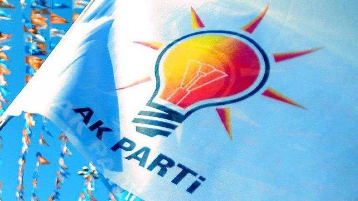 AKP'de Aliağa depremi! İlçe Başkanı ve 7 yönetici istifa etti
