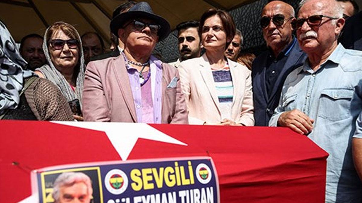 Sanatçı Süleyman Turan son yolculuğuna uğurlandı