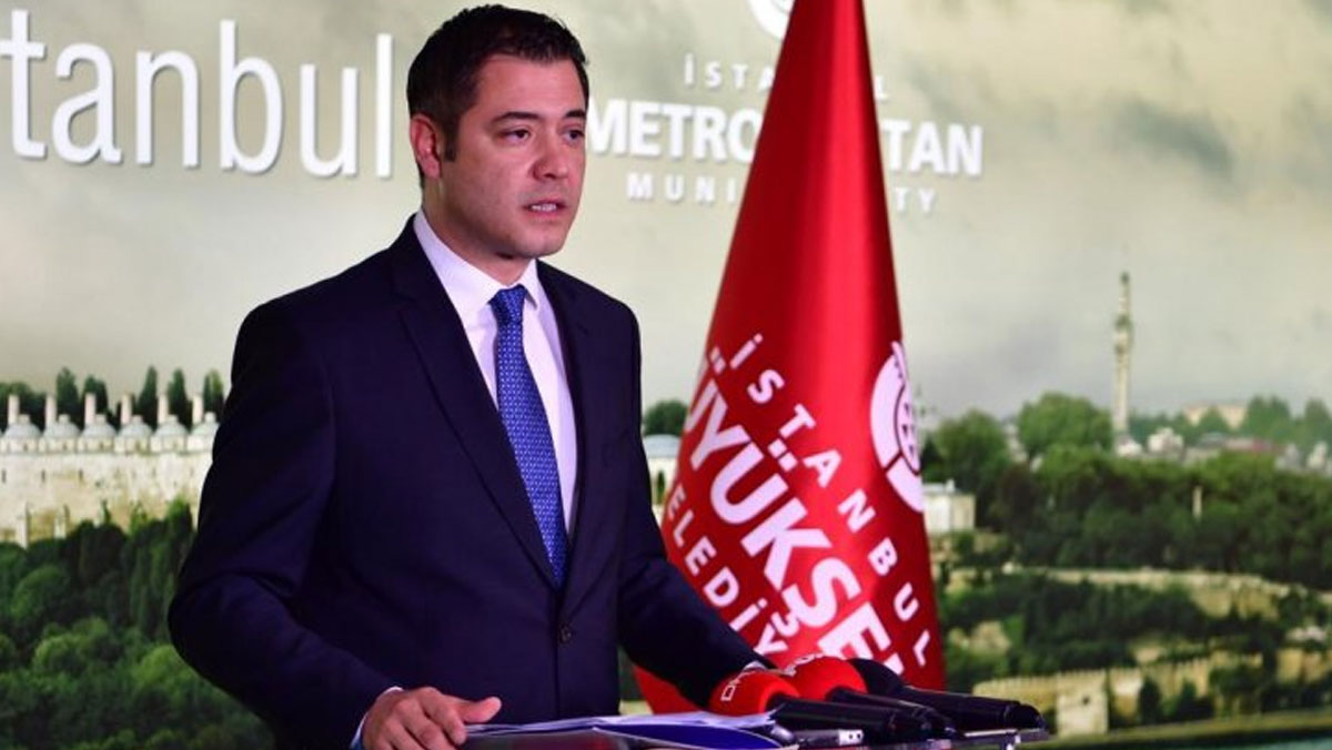 İBB Sözcüsü Murat Ongun'dan Kuruçeşme Divan Oteli açıklaması