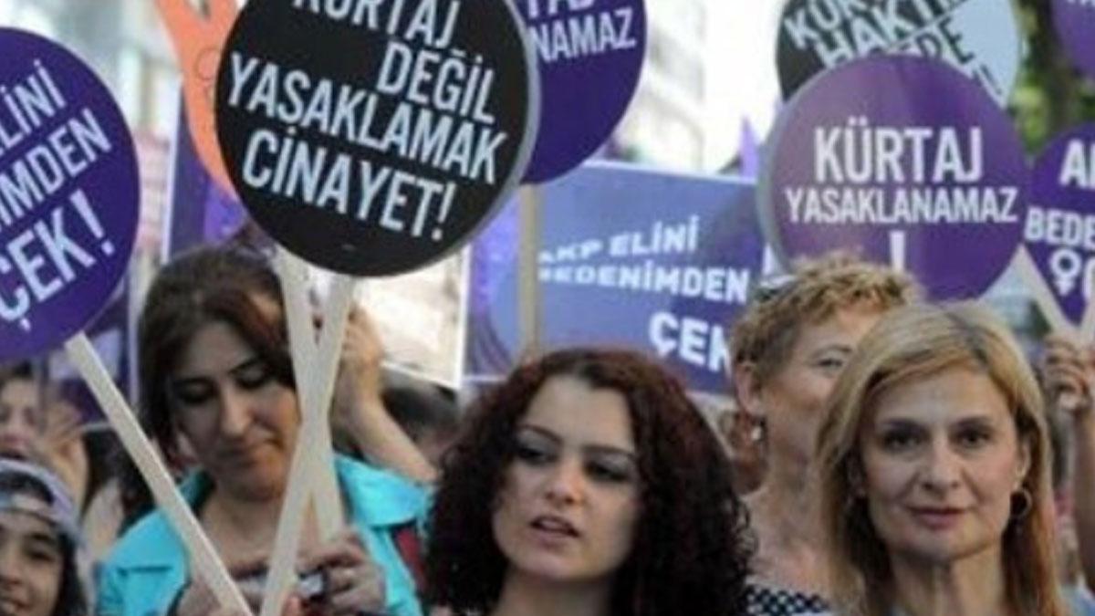 İstanbul Tabip Odası'ndan 'kürtaj fişlemesi' açıklaması
