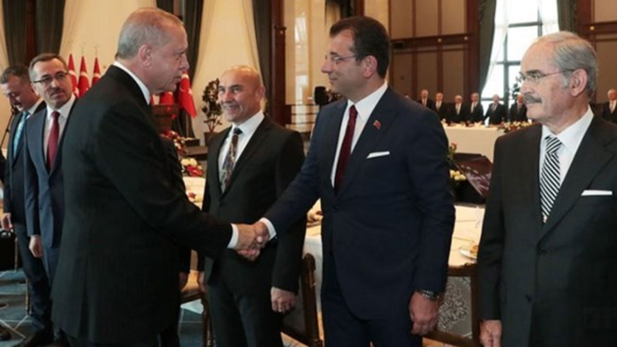 İmamoğlu ve Erdoğan arasında 'israf' diyaloğu