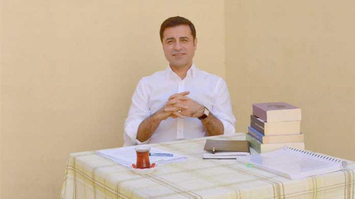 Mahkeme, Demirtaş'ın duruşma talebini reddetti
