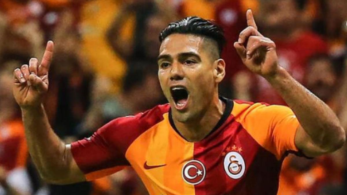 Galatasaray'da Falcao krizinde yeni gelişme