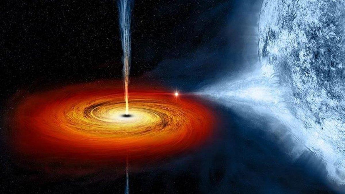 Samanyolu'nun merkezindeki kara delik, görülmemiş miktarda madde yutmaya başladı