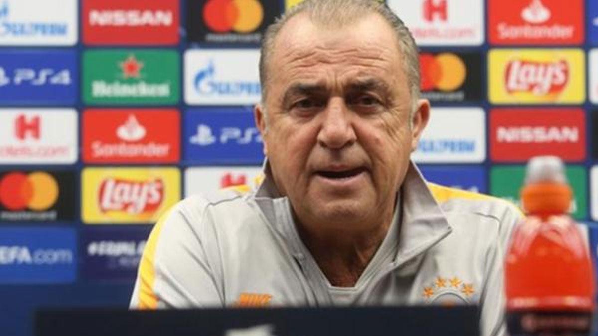 Fatih Terim'den Club Brugge maçı öncesi Falcao açıklaması
