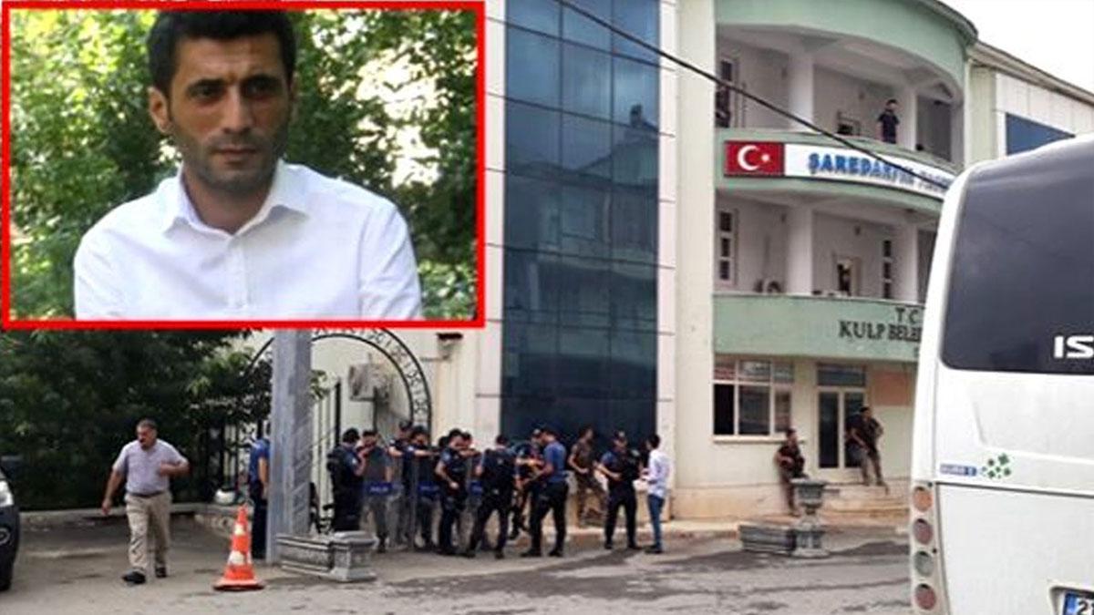 Tutuklanan Kulp Belediye Başkanı görevden alındı