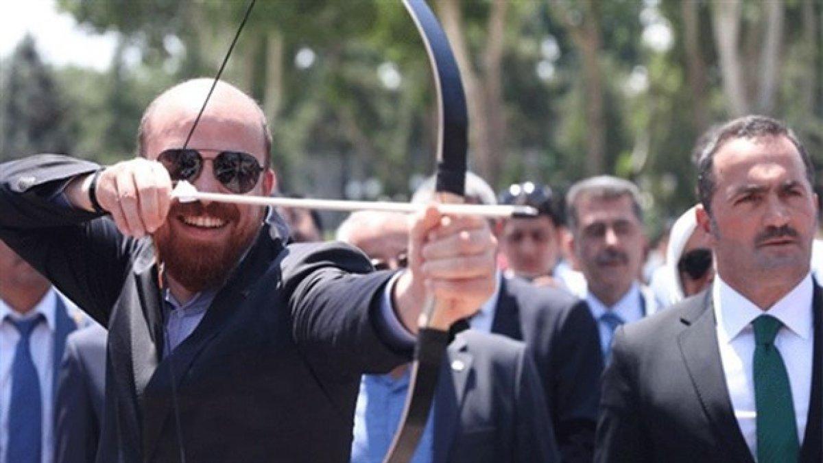 Bilal Erdoğan'ın Vakfı'na dev kıyak! İBB Okçular Vakfı'na 1.2 milyonluk yardım yapmış...