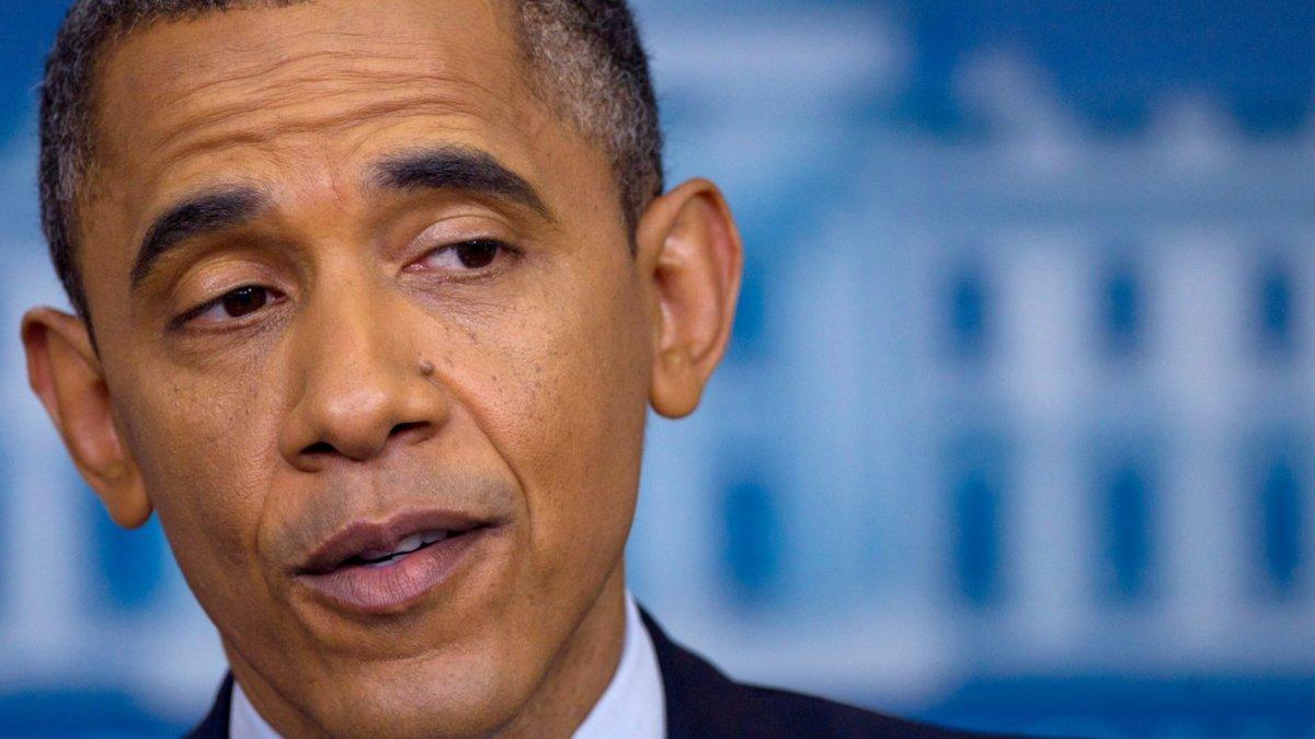 Obama'dan eylemlerde 'şiddete bahane bulunmamalı' çağrısı