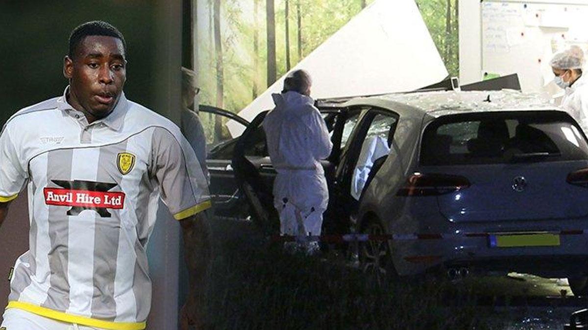 Hollandalı futbolcu uğradığı silahlı saldırıda öldürüldü
