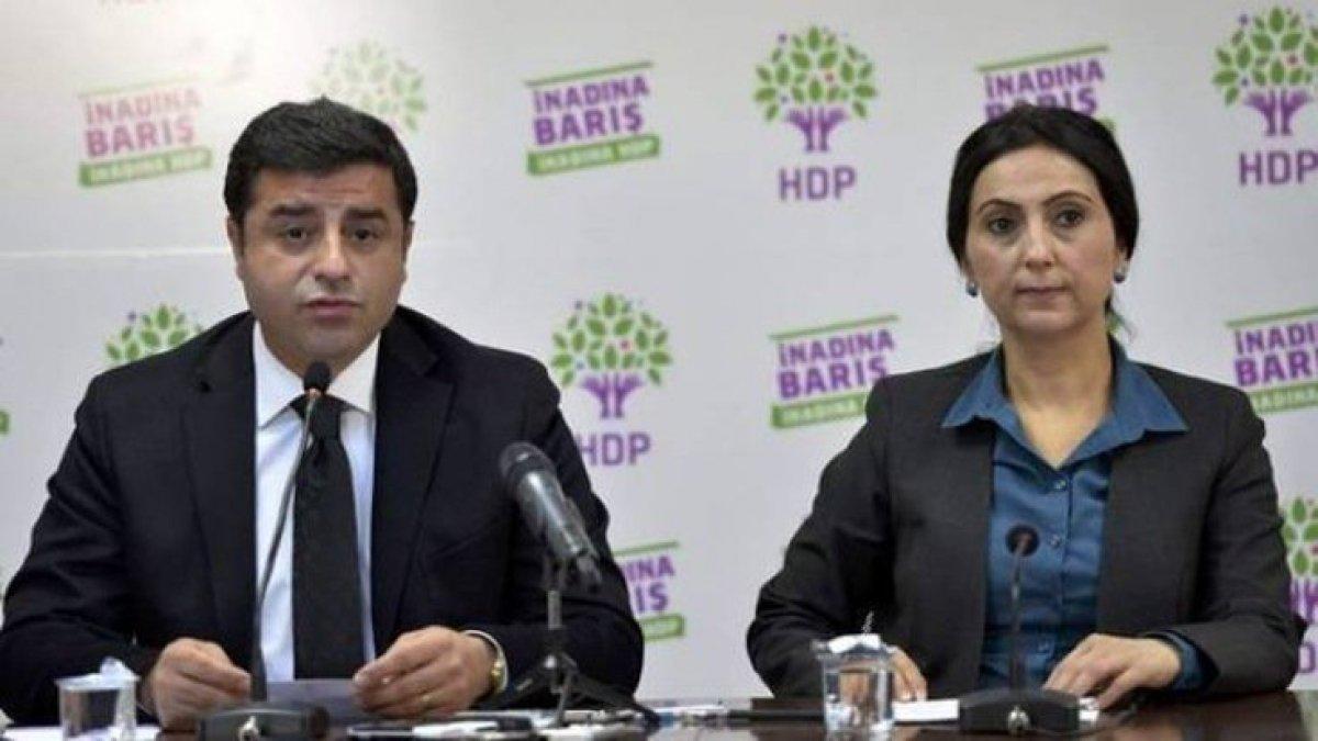 Selahattin Demirtaş ve Figen Yüksekdağ yeniden tutuklandı