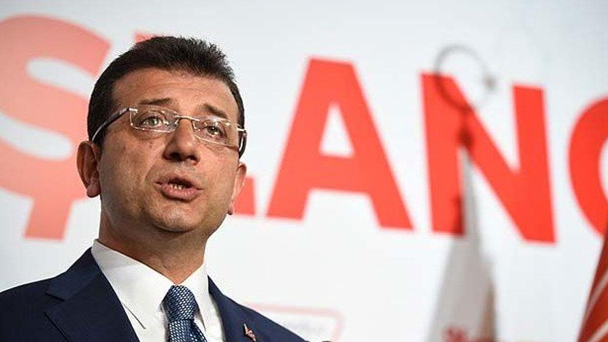 İmamoğlu'ndan 'İBB'de torpil' iddialarına yanıt