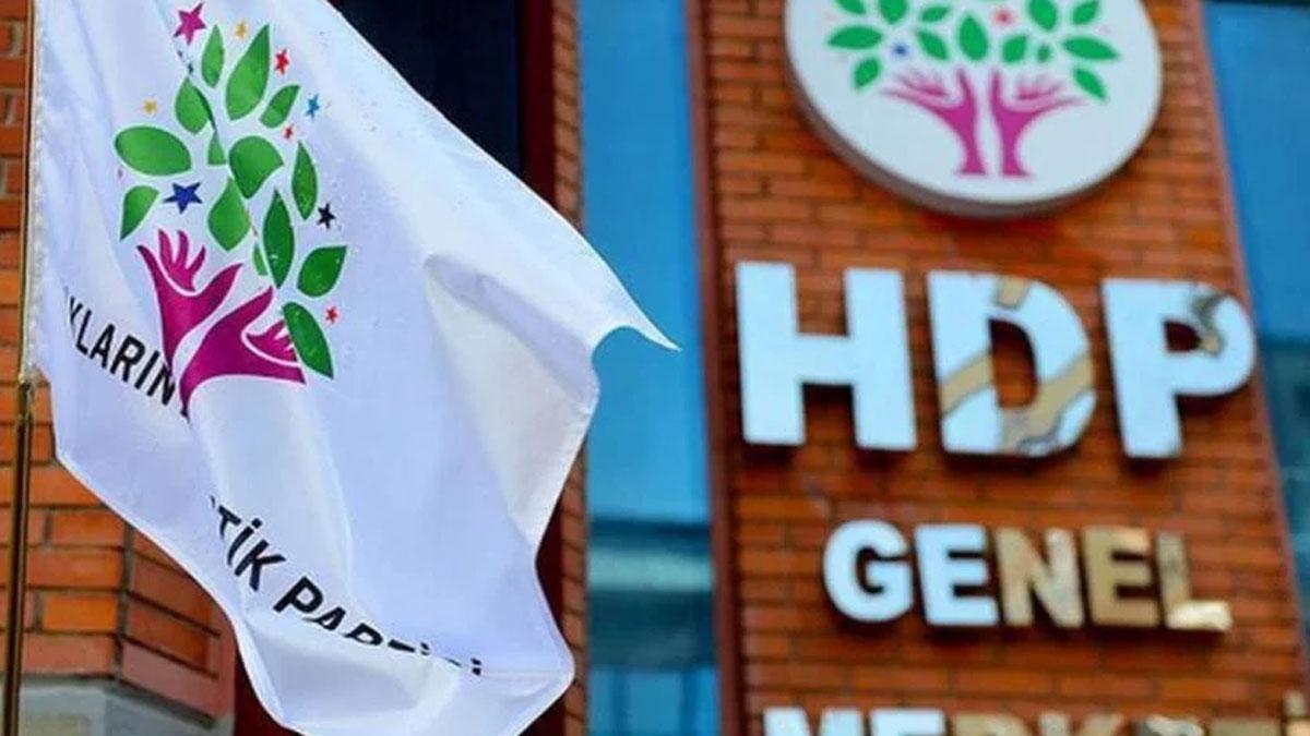 HDP'den 'Barış Pınarı Harekâtı' açıklaması