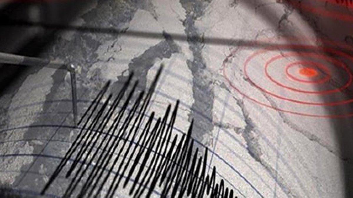 İstanbul 4.6'lık depremle sallandı!