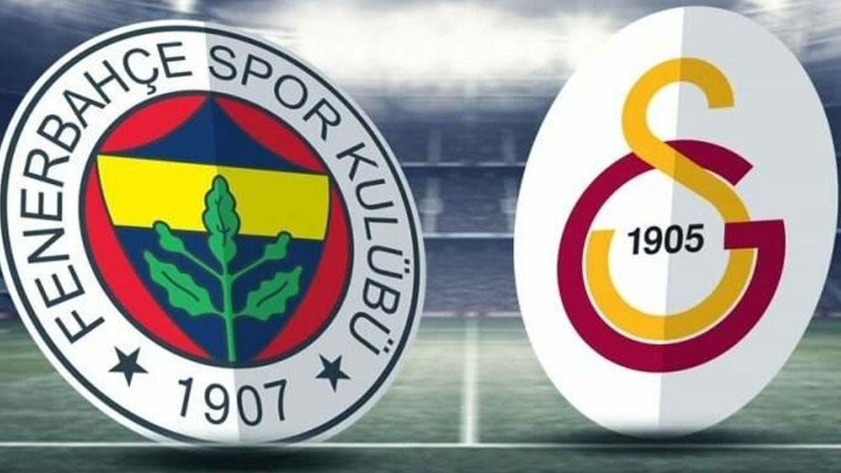 Fenerbahçe ve Galatasaray derbisinde anlamlı fotoğraf