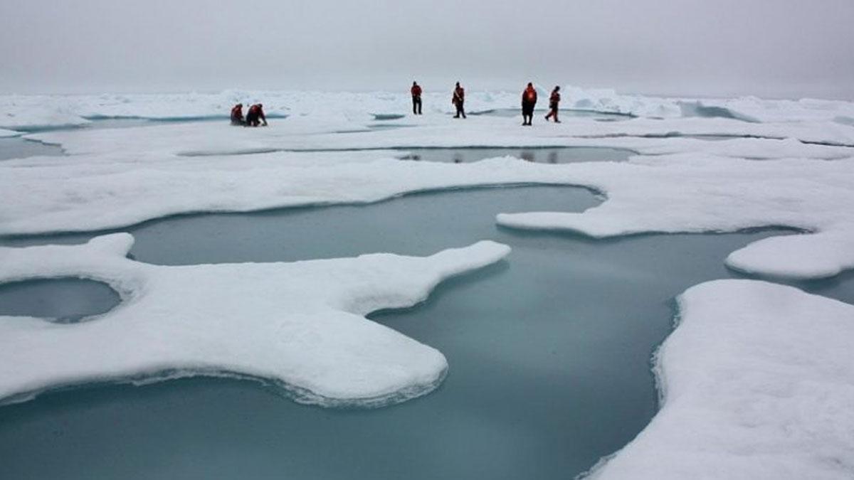 Antarktika kazılıyor: 1,5 milyon yıllık buzula ulaşılmaya çalışılıyor