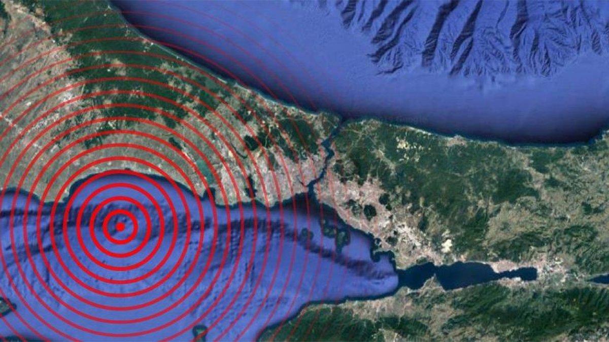 İstanbul beşik gibi... İstanbul depremi sonrası 188 artçı sarsıntı