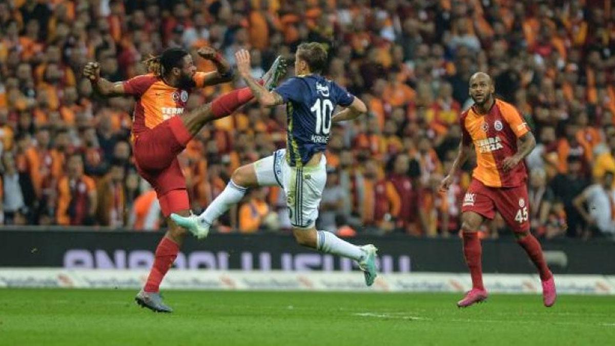 Galatasaray, Fenerbahçe karşısında 5 sezondur galibiyete hasret