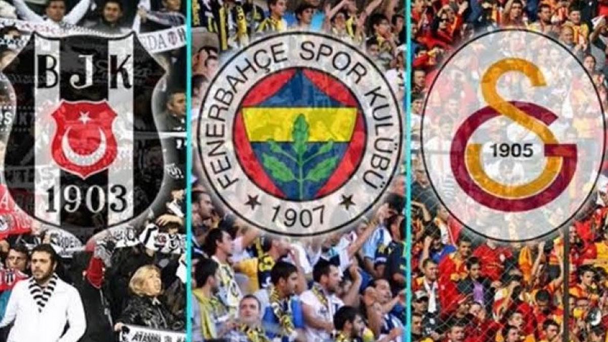 Türkiye'de en fazla taraftarı bulunan takım belirlendi