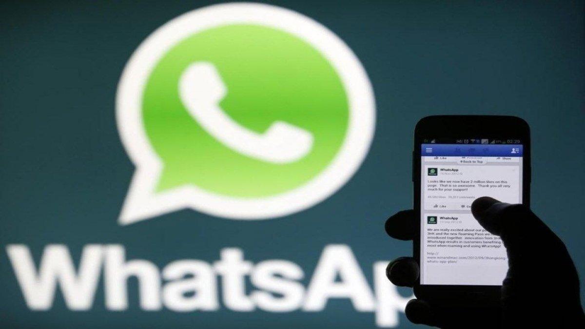 WhatsApp mesajlaşmalarında yeni dönem!