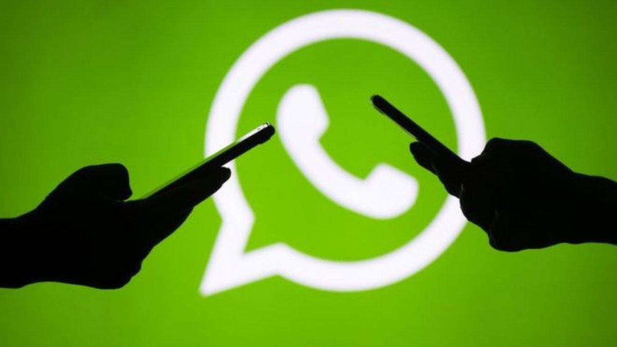 WhatsApp'ten yeni özellik