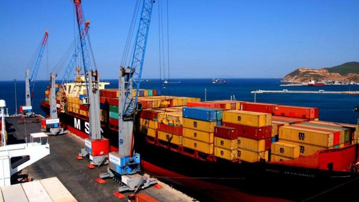 Eylül ayı ihracat rakamları belli oldu