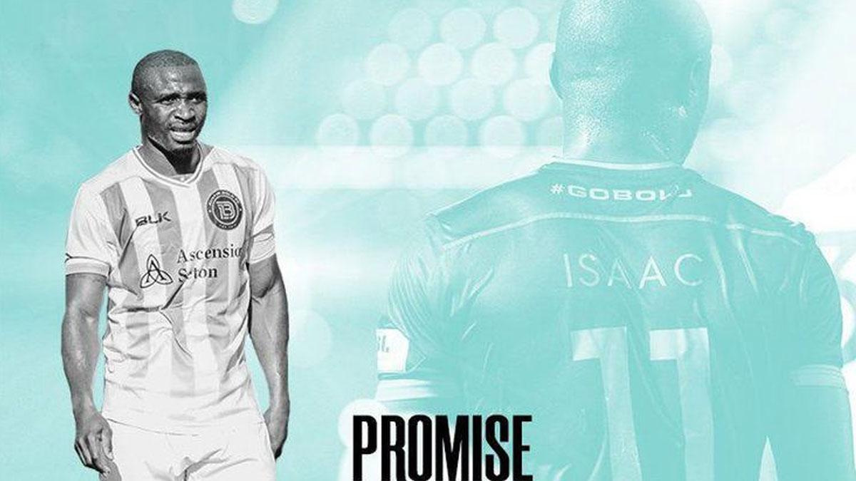 Isaac Promise hayatını kaybetti