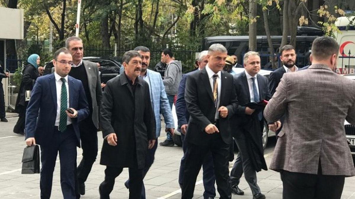 Sedat Peker: Cezaevinde ölmesin diye tahliye ettiler