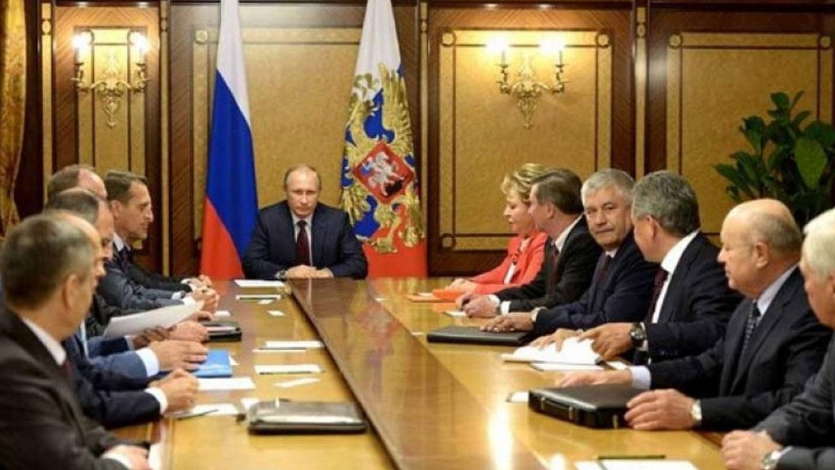 Rusya Güvenlik Konseyi'nden Suriye açıklaması
